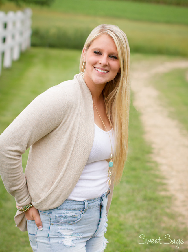 Senior Session - Sweet Sage Photography