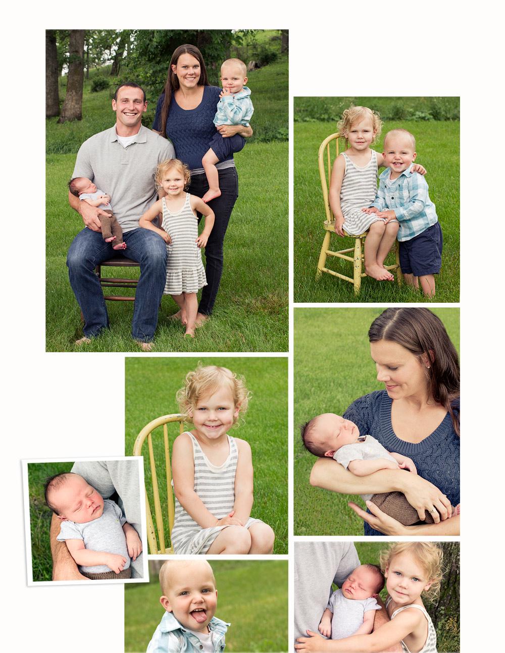 Mount Horeb Family Photographer